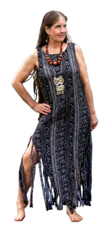 DSC_0057 - long fringe dress tunic 3A