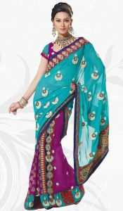 Northern-Indian-Sari-